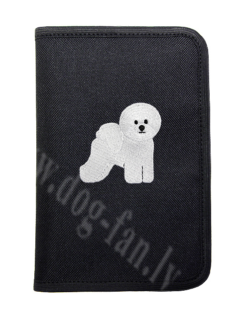 Passport Holder - Bichon a Poil Frise